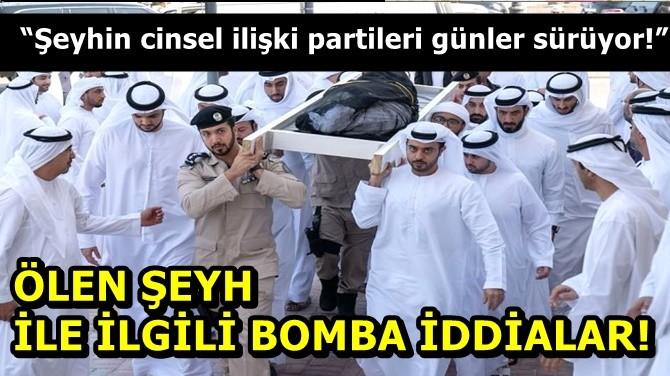 ÖLEN ŞEYH İLE İLGİLİ BOMBA İDDİALAR!