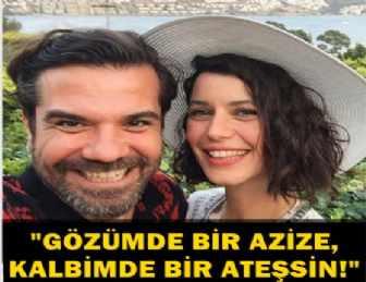 KENAN DOĞULU'DAN EŞİ BEREN SAAT İÇİN ROMANTİK PAYLAŞIM GELDİ!..