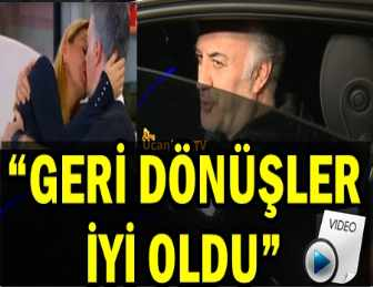 TAMER KARADAĞLI'YA DİZİDEKİ ÖPÜŞME SAHNESİ SORULDU!..