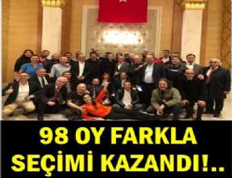 MSG'NİN YENİ BAŞKANI CANDAN ERÇETİN OLDU!..