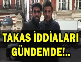 ARDA TURAN VE MENAJERİ AHMET BULUT YURT DIŞINDA GÖRÜNTÜLENDİ!..