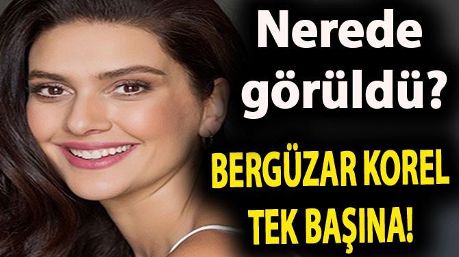 BERGÜZAR KOREL'İN BOZCAADA KEYFİ!