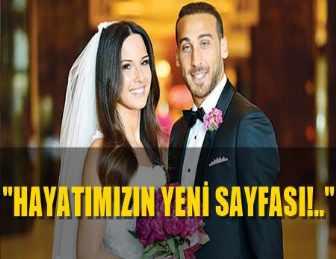 CENK TOSUN'UN EŞİ ECE TOSUN'DAN DUYGULANDIRAN SÖZLER!..