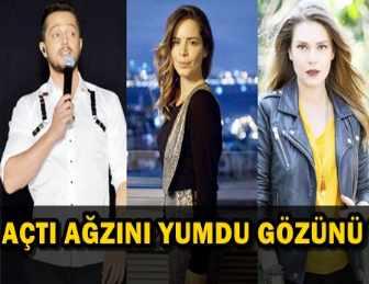 ELİZ SAKUÇOĞLU, MURAT BOZ İLE  AŞK HABERLERİNE CEVAP VERDİ!..