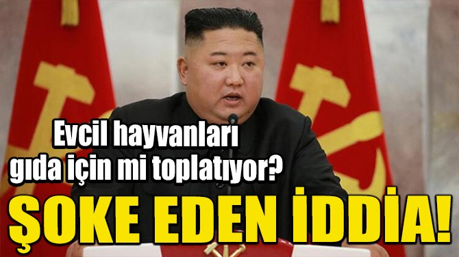 KİM JONG-UN'DAN 'KORKUNÇ TALİMAT' İDDASI! 'HEPSİNİ TOPLAYIN'