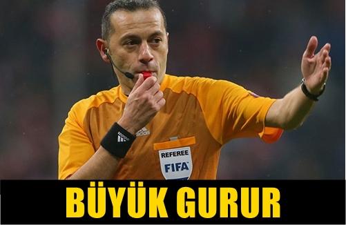 CÜNEYT ÇAKIR'A VERİLEN TARİHİ GÖREV AZ ÖNCE AÇIKLANDI!..