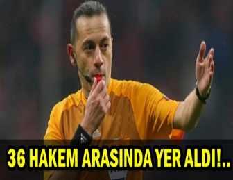 CÜNEYT ÇAKIR VE EKİBİ DÜNYA KUPASI'NDA!..