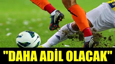SÜPER LİG'DE FUTBOL KURALLARINDA HİÇ BİLMEDİĞİNİZ YENİ DEĞİŞİKLİK!..
