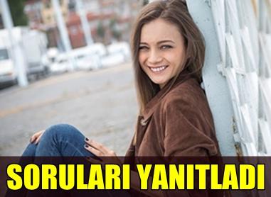 BİRÇOK FESTİVALDEN ÖDÜL ALAN 'GÜLLERİN SAVAŞI'NIN GÜLRU'SU DAMLA SÖNMEZ, BİLİNMEYENLERİ ANLATTI!..