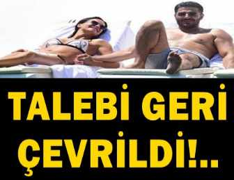 EBRU ŞALLI'YLA AŞK YAŞAYAN UĞUR AKKUŞ'A MAHKEMEDEN RET!..