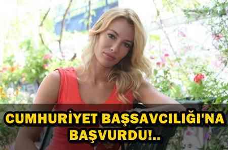 GAMZE ÖZÇELİK'E BÜYÜK ŞOK! SUÇLULARI ŞİKAYET ETTİ!..
