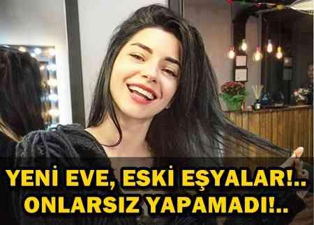 MERVE BOLUĞUR, MURAT DALKILIÇ'IN HATIRALARINA KIYAMIYOR!..
