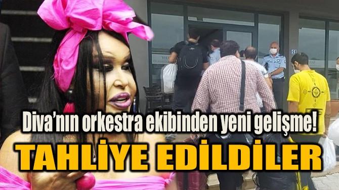 DİVA'NIN ORKESTRA EKİBİNDEN YENİ GELİŞME!