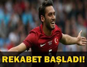 FLAŞ!.. MİLLİ FUTBOLCU HAKAN ÇALHANOĞLU TESİSLERİ TERKETTİ!..