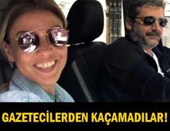GÜLBEN ERGEN VE SEVGİLİSİ BURAK TÖRER İLK KEZ YAKALANDI!..
