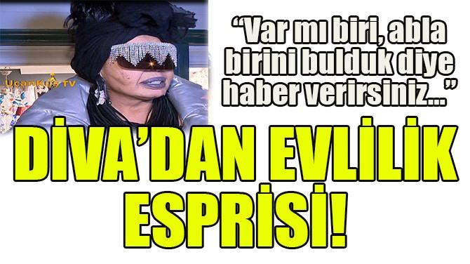 BÜLENT ERSOY, EVLİLİK ESPRİSİ!