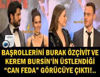 FAHRİYE EVCEN VE SERENAY SARIKAYA GALAYA DAMGA VURDU!..