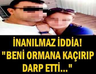 """""""BENİ ESKİ KARIMDAN KORUYUN, YOKSA ÜLKEYİ TERK EDECEĞİM!.."""""""