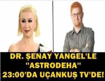 """BARIŞ MUSLU, BU AKŞAM """"ASTRODEHA""""YA KONUK OLUYOR!.."""