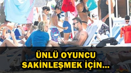 HAKAN YILMAZ ELİF ÖNGEL ÇİFTİ TATİLDE KAVGA ETTİ!