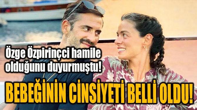 BEBEKLERİNİN CİNSİYETİ BELLİ OLDU!