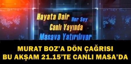 ELİZ SAKUÇOĞLU MURAT BOZ ANILARINI SİLEMEDİ!..