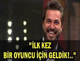 ENGİN ALTAN DÜZYATAN DÜNYACA ÜNLÜ TV KANALINA KONUK OLUYOR!..