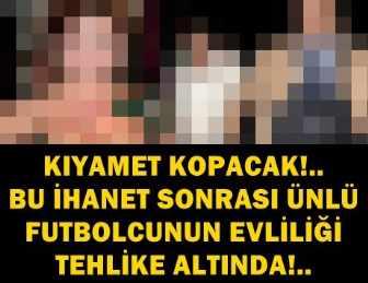 EVLİ FUTBOLCUDAN BAKICISINA, 1 MİLYON DOLARLIK İLİŞKİ TEKLİFİ!..