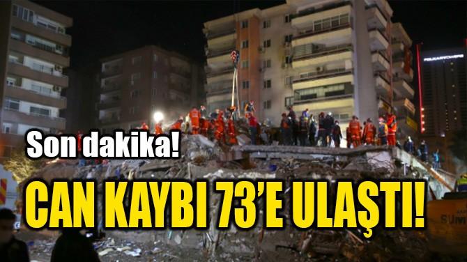 CAN KAYBI 73'E YÜKSELDİ!