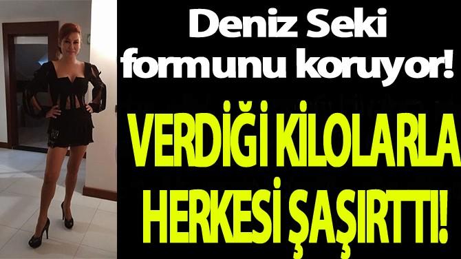 VERDİĞİ KİLOLARLA HERKESİ ŞAŞIRTTI!