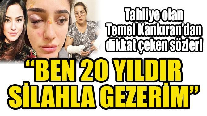 TEMEL KANKIRAN'DAN DURUŞMADA DİKKAT ÇEKEN SÖZLER!