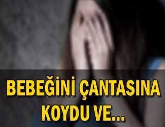 """TUVALETTE DOĞUM YAPAN KADIN """"HABERİM YOKTU"""" DEDİ!.."""