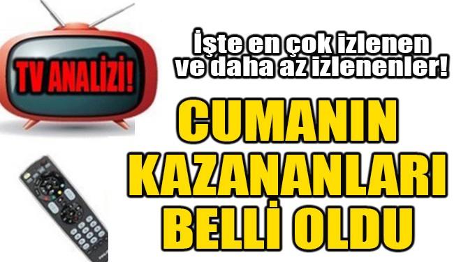RATINGLER BELLİ OLDU!