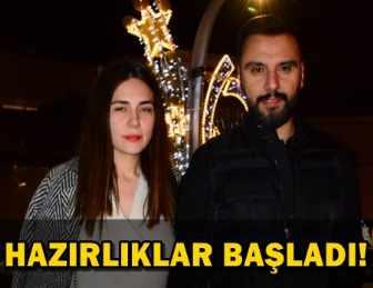 ALİŞAN VE BUSE VAROL ÇİFTİ ÖNCE ALBÜM YAPACAK, SONRA NİKAH!..