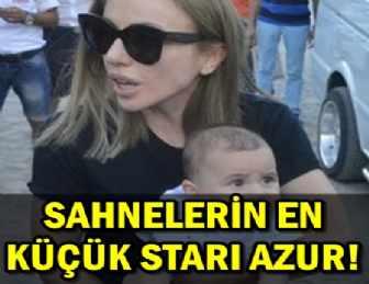 """AZUR BİR YAŞINA GİRERKEN GÜLŞEN DUYURDU!.. """"TEK RAKİBİ…"""""""