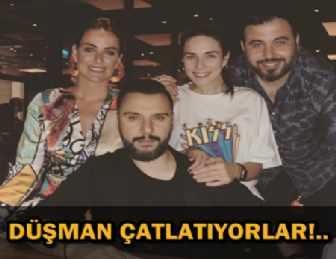ALİŞAN'DAN EŞİ BUSE VAROL'A AŞK DOLU MESAJ!..