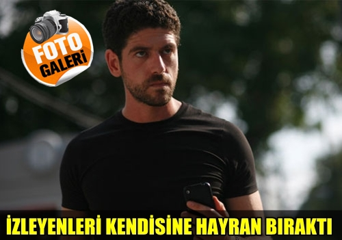 FOTO GALERİ! ''ISSIZ ADAM'' CEMAL HÜNAL,YAĞMUR ALTINDA AT BİNDİ!...