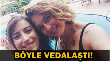 CEYDA DÜVENCİ'YE AYRILIK ZOR GELDİ!