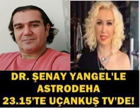 DR. SEMİH İNCE ASTRODEHA'YA KONUK OLUYOR!..