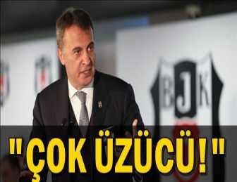 FİKRET ORMAN' DAN OLAYLI DERBİ İLE İLGİLİ AÇIKLAMA GELDİ!
