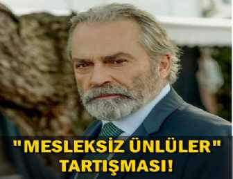 HALUK BİLGİNER'DEN SANAT CAMİASINA ZEHİR ZEMBEREK SÖZLER!