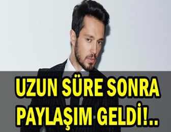 MURAT BOZ AŞKA GELDİ!..