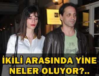 KIVILCIM URAL VE KAAN TANGÖZE'NİN MORAL TATİLİ GERGİN BAŞLADI!..