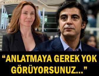 DEMET ŞENER, ESKİ EŞİYLE OLAN DAVASINA YENİ DELİLLER EKLEDİ!..