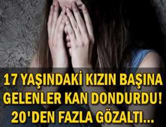 KARIN AĞRISI ŞİKAYETİYLE GİTTİ, HAMİLE OLDUĞU ORTAYA ÇIKTI!..