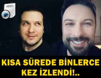 ŞAHAN GÖKBAKAR TARKAN'I TAKLİT ETTİ, SOSYAL MEDYA YIKILDI!..