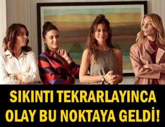 """""""UFAK TEFEK CİNAYETLER"""" SETİNDE GERGİNLİK! BAŞROLLER TARTIŞTI!"""