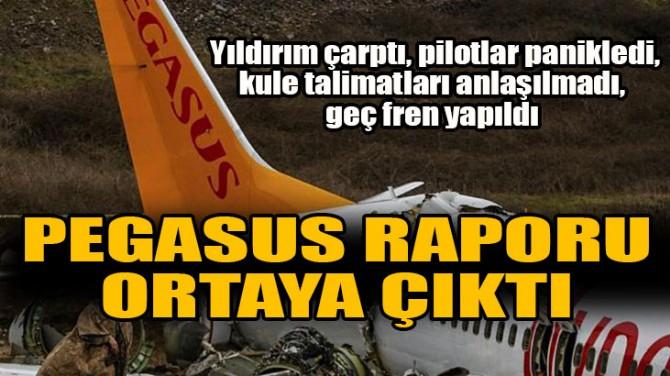 PEGASUS RAPORU ORTAYA ÇIKTI!