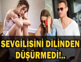 """SERENAY SARIKAYA AŞKA GELDİ!.. """"KEREM'İ ÇOK ÖZLÜYORUM!"""""""