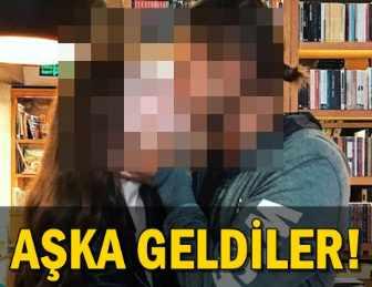 MURAT CEYLAN, SEVGİLİSİYLE DUDAK DUDAĞA POZ VERDİ!..